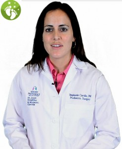 Dr. Stephanie Carollo - Podiatrist